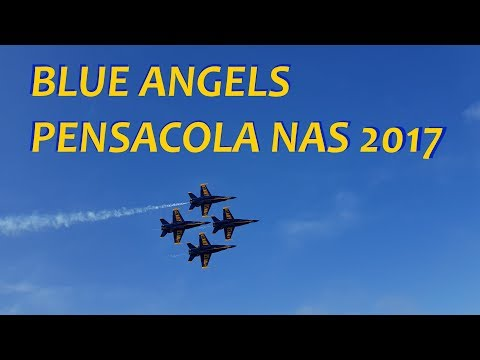 Blue Angels Homecoming Airshow Pensacola 2017