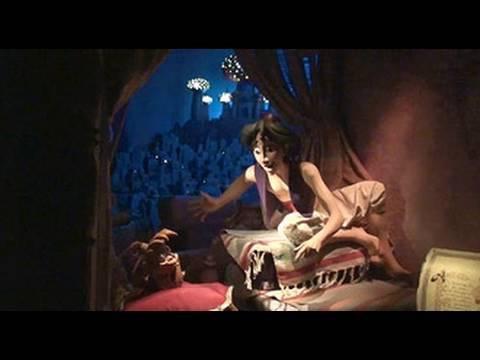 Le Passage Enchanté d'Aladdin - Disneyland Paris HD Complete Walkthrough Tour