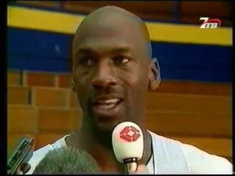 Michael Jordan - off court (TVRip)
