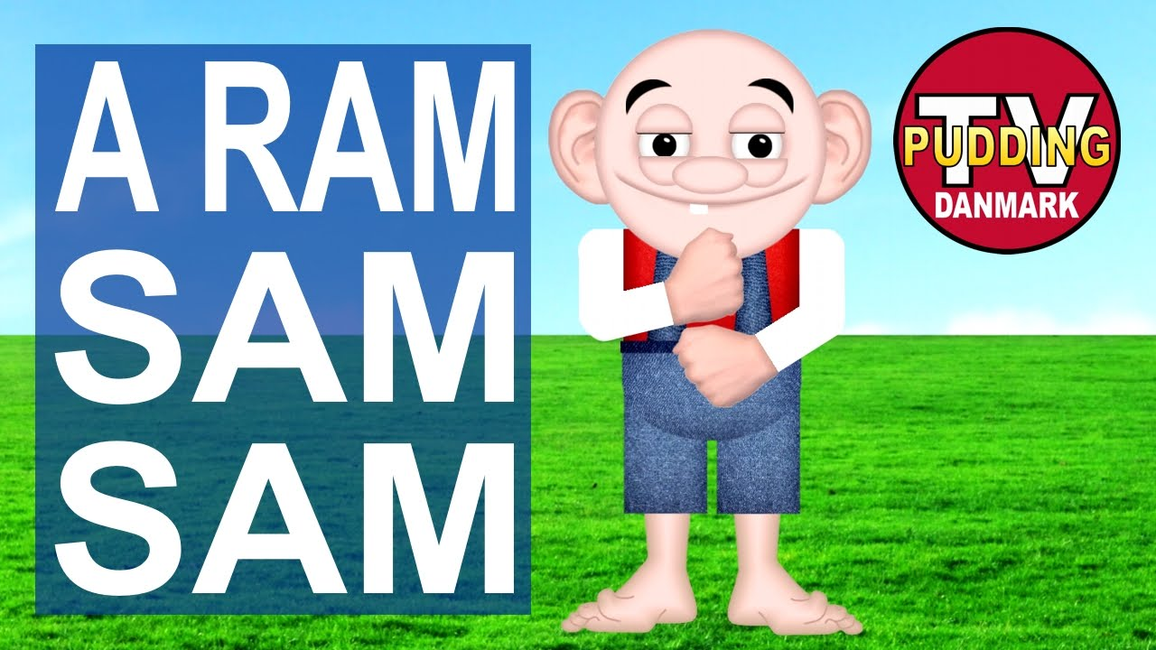 A Ram Sam Sam - og meget mere! | Danske børnesange