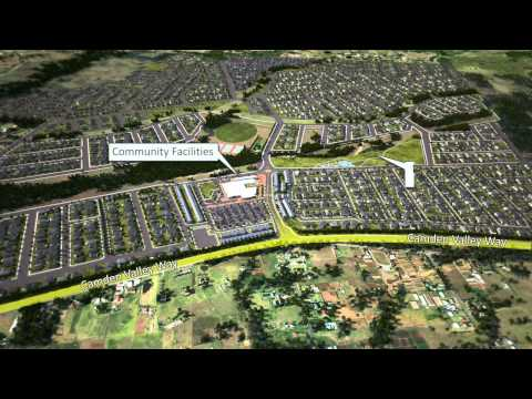 Impact Multimedia - 3D Fly-through - Willowdale Leppington