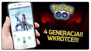 HYPE! 4 GENERACJA W POKEMON GO! - Na żywo