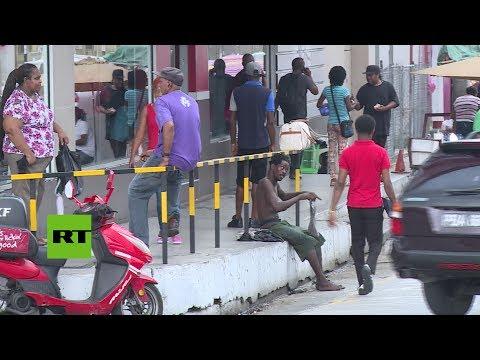 """Trinidad y Tobago: Un país """"atrapado"""" por el narcotráfico"""