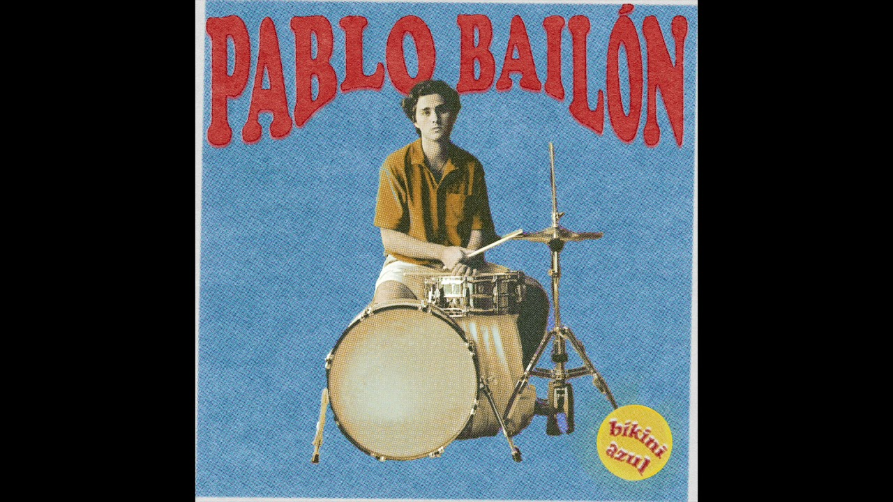 Pablo Bailon - Bikini Azul (Official Audio)