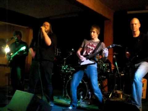 Crimson Jade - Let me Sleep Alone (3.4.09, Irish Pub - Coburg)