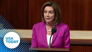 Nancy Pelosi: President Donald Trump's 'comments are racist' | USA TODAY