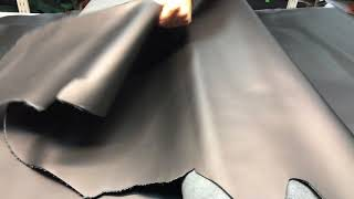 Кожа буйвола, 2,0 мм, чёрная матовая, Италия(, 2017-09-16T19:22:50.000Z)