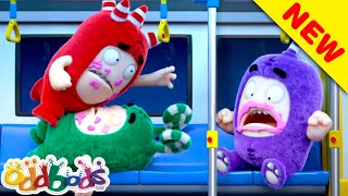 ODDBODS | It's Icky & Sticky | NEW Episode | Cartoons For Kids