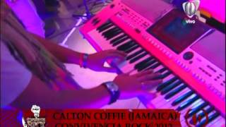 calton coffie - BLACK ROSES - CONVIVENCIA ROCK  COLOMBIA