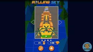 Rolling Sky Play Free Online Games Puzzle Casual Games For Kids   4jvideo