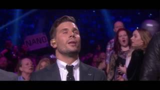 Melodifestivalen 2017 - Final Winner Result : Robin Bengtsson — I Can't Go On