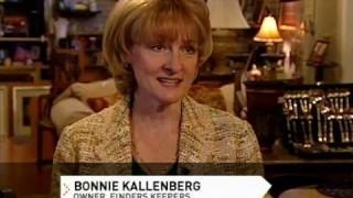 CNN Interview of Bonnie Kallenberg, Finders Keepers