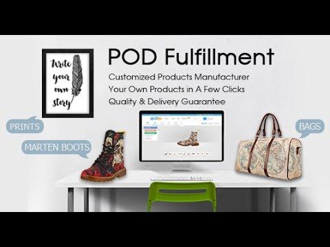 Artsadd POD Fulfillment/Dropshipping