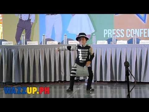 Jasmine Curtis Celebrity Host for SM Little Stars  Impressed by a Boy s Dance Number