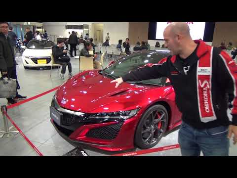 What's Inside Honda Headquarters in Tokyo Japan?