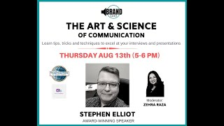BrandCast Webinar: The Art & Science of Communication