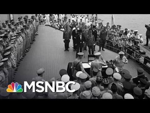 71 Years Ago Today, Japan Surrenders Ending WWII | Morning Joe | MSNBC