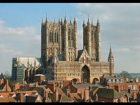 Places to see in ( Lincoln - UK ) Lincoln Cathedral