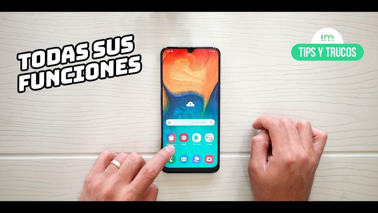 Samsung Galaxy A30   Tips y trucos