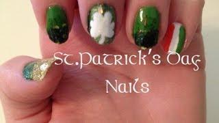 St.Patrick's Day Nails Thumbnail