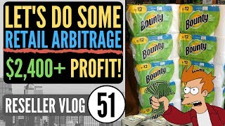 Retail Arbitrage Finds! Buying and Selling Clearance from Walmart, Lowe's, Home Depot, Meijer