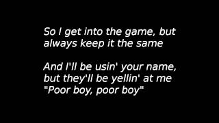 Hip (Eponymous) Poor Boy - Jack White (lyrics)