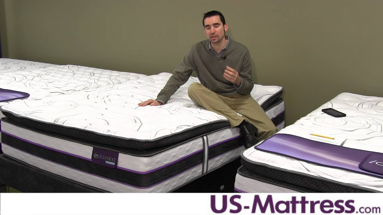 serta icomfort hybrid hb500q super pillow top mattress expert review