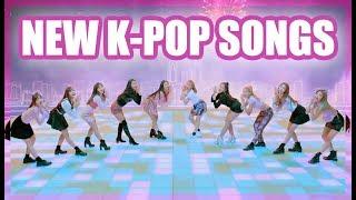 NEW K-POP SONGS   JANUARY 2019 (WEEK 3)