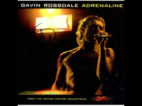 Gavin Rossdale  Adrenaline Triple X Motion Picture Soundtrack