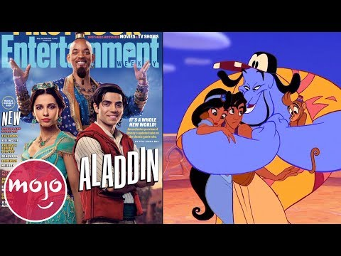 Top 10 Things We NEED to See in Aladdin (2019)