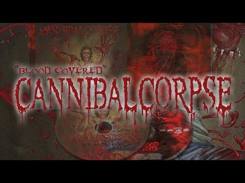 "CANNIBAL CORPSE - Blood Covered (CD Nº2 - Bonus album of ""Red Before Black"")"