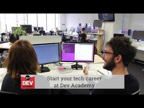 Learn To Code At Dev Academy
