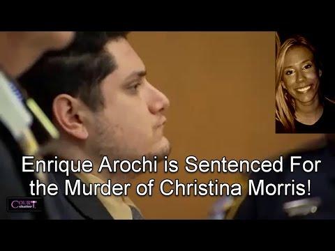 Enrique Arochi Trial Sentencing 09/30/16
