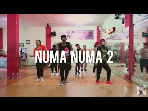 Dan Balan - NUMA NUMA 2  Choreography ZUMBA  DANCE  FITNESS  At D&39;One Studio Balikpapan