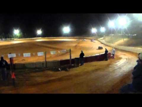 Rolling Thunder Raceway(SUPER STOCK 4's) 4-11-14