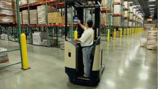 McLane Warehouse 3g in operation at McLane Global Distribution Center