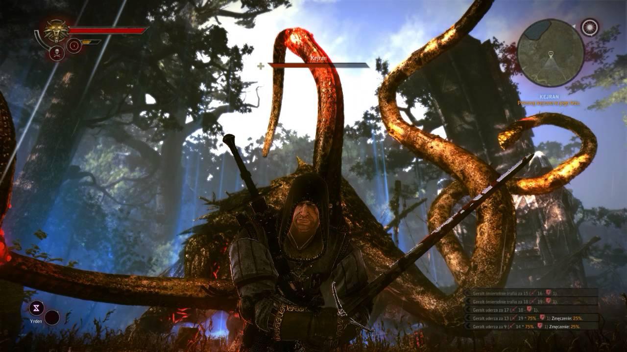 Witcher 2 Kayran