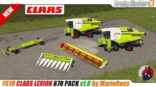 "[""BEAST"", ""Simulators"", ""Review"", ""FarmingSimulator19"", ""FS19"", ""FS19ModReview"", ""FS19ModsReview"", ""CLAAS LEXION 670 PACK""]"