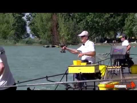 Pesca A Feeder Sul Lago Trasimeno