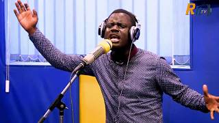 Wow!..ANOINTED WORSHIPER, PAUL JNR. ON KESSBEN 93.3MHZ LIVE WORSHIP