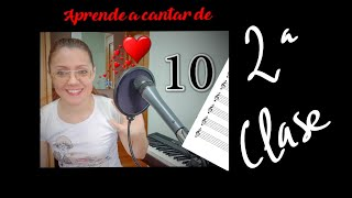 CLASE DE CANTO 2-calentamiento boca cerrada + vocal