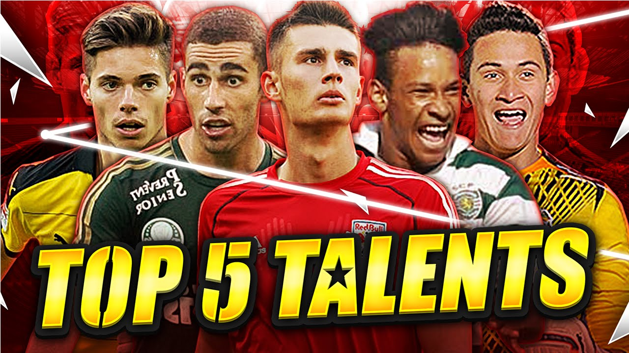 FIFA 16 BEST YOUNG PLAYERS - TOP 5 TALENTS OF THE WEEK #1 - YouTube