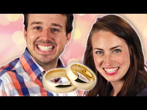 Thumbnail: BFFs Get Married For A Week • Chris & Brittany