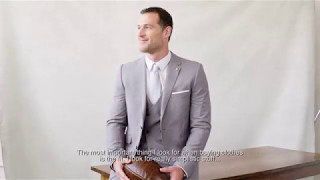 Burton Menswear Big & Tall Interview with Tim Visser
