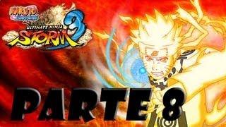 Naruto Shippuden UNS 3 parte 8 (ESPAÑOL)
