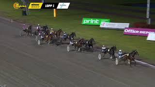 Vidéo de la course PMU PRIX DAHL