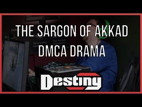 The Sargon of Akkad DMCA drama
