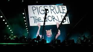 "Roger Waters ""Dogs"" Itaipava Arena Fonte Nova Salvador BA Brazil 17/10/2018"