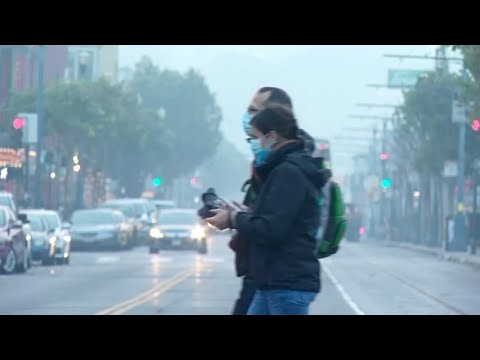 Bad Air Across Bay Area Scuttles Outdoor Plans for Tourists and Locals