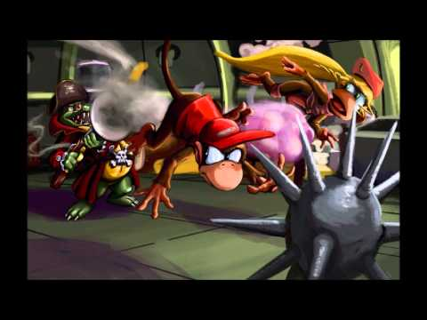 Donkey Kong Country 2 Kaptain K Rool Remix by Lyudes extended